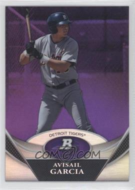 2011 Bowman Platinum - Prospects - Retail Purple Refractor #BPP12 - Avisail Garcia