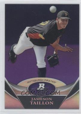 2011 Bowman Platinum - Prospects - Retail Purple Refractor #BPP65 - Jameson Taillon