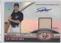 J.P. Arencibia /666