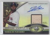 Yamacio Navarro /1166
