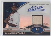 Yamaico Navarro /99