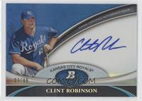 Clint Robinson /99