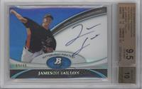 Jameson Taillon /99 [BGS 9.5]