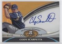 Cody Scarpetta /50