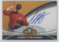 Garrett Richards /50