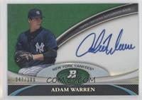Adam Warren /399
