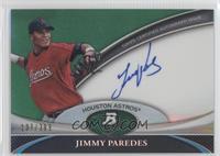 Jimmy Paredes /399