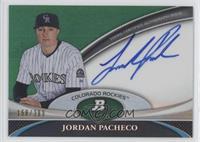 Jordan Pacheco /399