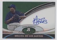 Miguel De Los Santos /399