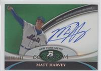 Matt Harvey /399