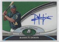 Rashun Dixon /399