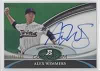 Alex Wimmers /399