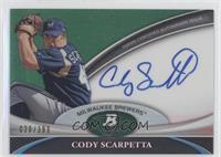 Cody Scarpetta /399
