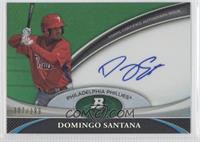 Domingo Santana /399