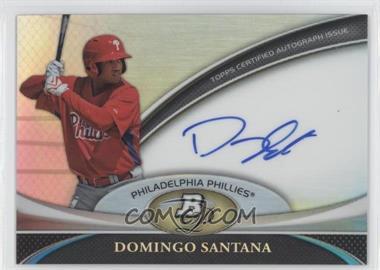 2011 Bowman Platinum Prospect Autographs #BPA-DS - Domingo Santana
