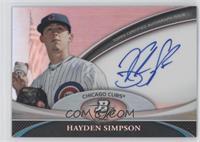 Hayden Simpson