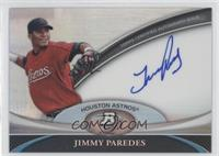 Jimmy Paredes