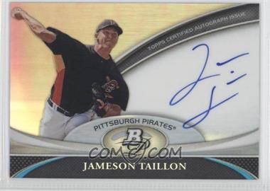 2011 Bowman Platinum Prospect Autographs #BPA-JT - Jameson Taillon