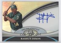 Rashun Dixon