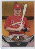 Zack Cox /50