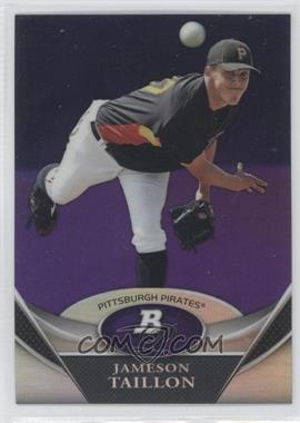 2011 Bowman Platinum Prospects Retail Purple Refractor #BPP65 - Jameson Taillon
