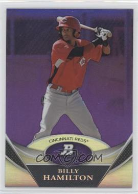 2011 Bowman Platinum Retail Prospects Purple Refractor #BPP38 - Billy Hamilton
