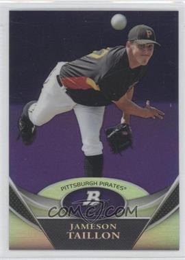 2011 Bowman Platinum Retail Prospects Purple Refractor #BPP65 - Jameson Taillon