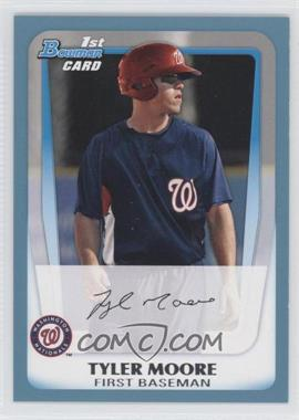 2011 Bowman Prospects Blue #BP5 - Tyler Moore /500