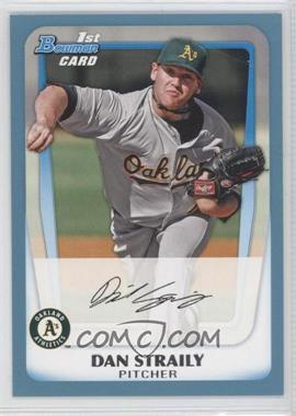 2011 Bowman Prospects Blue #BP53 - Dan Straily /500