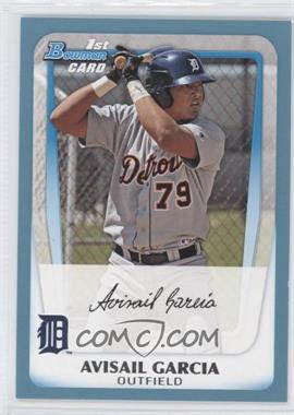 2011 Bowman Prospects Blue #BP72 - Avisail Garcia /500