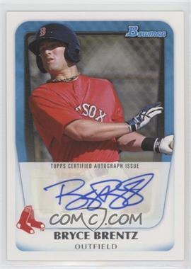 2011 Bowman Prospects Certified Autographs #BPA-BB - Bryce Brentz