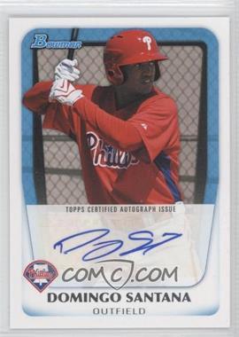 2011 Bowman Prospects Certified Autographs #BPA-DS - Domingo Santana