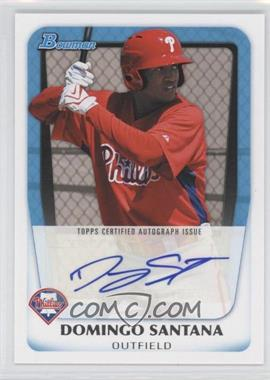 2011 Bowman Prospects Certified Autographs #BPA-DS - Domingo Santana