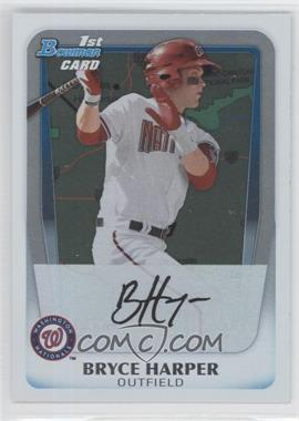 2011 Bowman Prospects International #BP1 - Bryce Harper