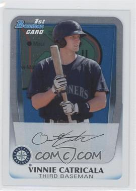 2011 Bowman Prospects International #BP23 - Vinnie Catricala
