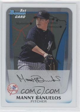 2011 Bowman Prospects International #BP44 - Manny Banuelos
