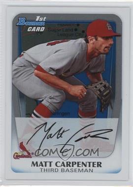 2011 Bowman Prospects International #BP66 - Matt Carpenter
