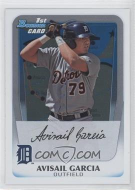 2011 Bowman Prospects International #BP72 - Avisail Garcia