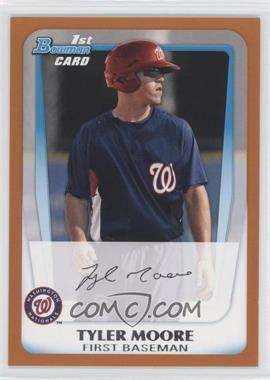 2011 Bowman Prospects Orange #BP5 - Tyler Moore /250