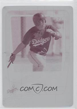 2011 Bowman Prospects Printing Plate Magenta #BP91 - Blake Smith /1