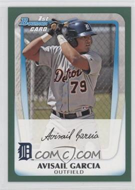 2011 Bowman Prospects Retail Green #BP72 - Avisail Garcia /450