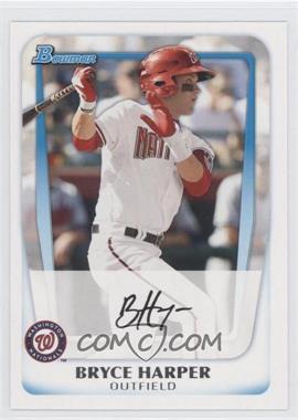 2011 Bowman Prospects #BP1.1 - Bryce Harper (Base)