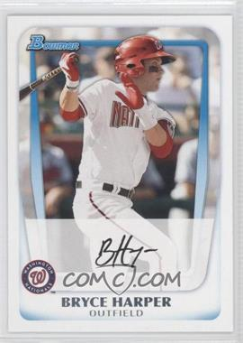 2011 Bowman Prospects #BP1.1 - Bryce Harper (Base)