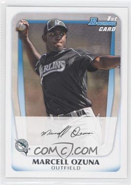 2011 Bowman Prospects #BP36 - Marcell Ozuna