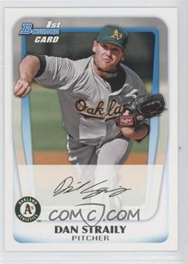 2011 Bowman Prospects #BP53 - Dan Straily