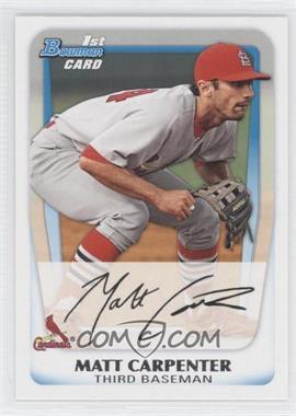 2011 Bowman Prospects #BP66 - Matt Carpenter