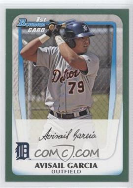2011 Bowman Retail Prospects Green #BP72 - Avisail Garcia /450