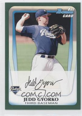 2011 Bowman Retail Prospects Green #BP83 - Jedd Gyorko /450