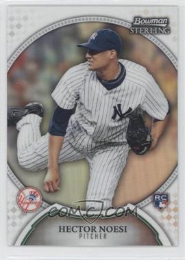 2011 Bowman Sterling - [Base] - Refractors #24 - Hector Noesi /199