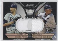 David Price, Desmond Jennings /25